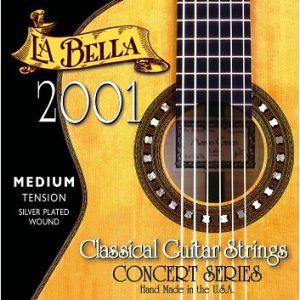 La Bella 2001 Classical Guitar Strings