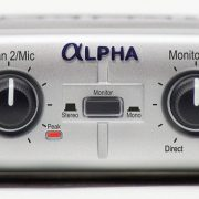 Alpha 2x2x2 Desktop Recording Studio