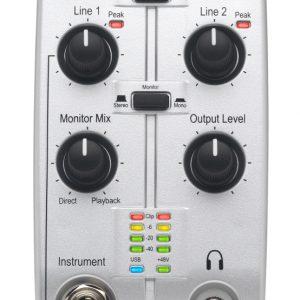 Lambda 4x2x2 Desktop Recording Studio