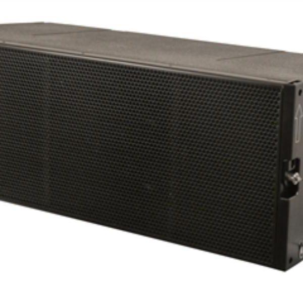 """Soundbarrier SBLA-212 Dual 12"""" Three Way, Tri-amp, Array Module"""