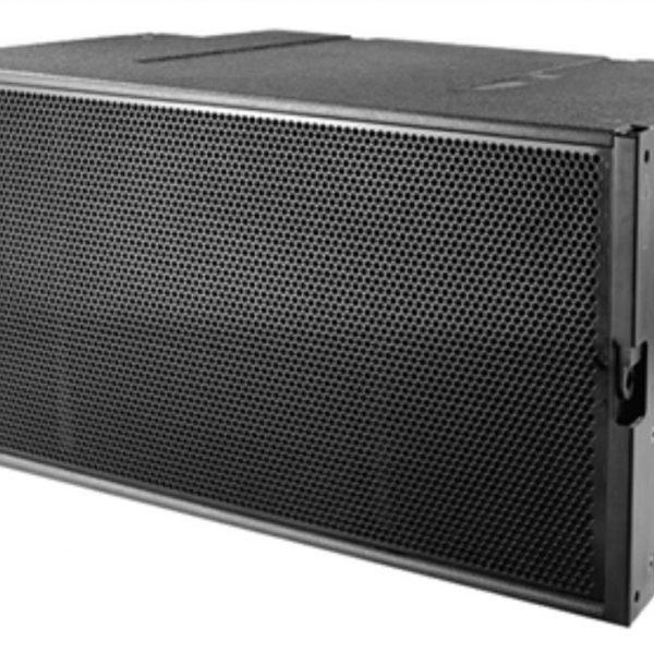"""Soundbarrier SBLA-28SUB Dual 18"""", Horn Loaded Sub-bass System"""