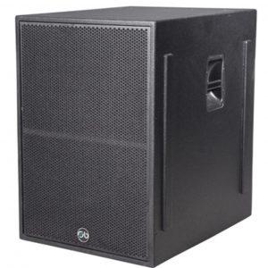 "Soundbarrier SBLA-188SUB 18"" Compact Vented Sub-bass System"