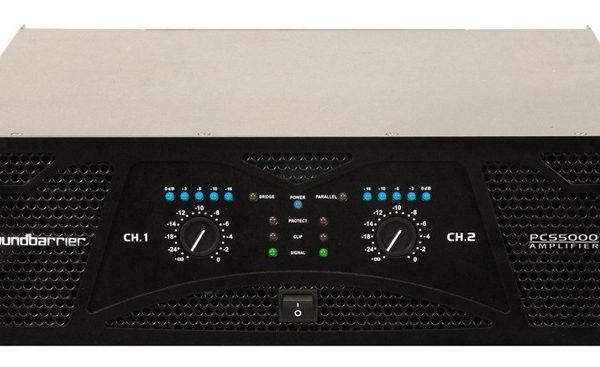 Soundbarrier PCS-5000 Professional Amplifier
