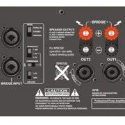 Soundbarrier PCS-6000 Professional Amplifier